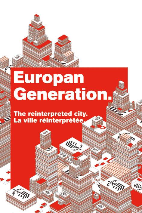 Europan Generation, the reinterpreted city