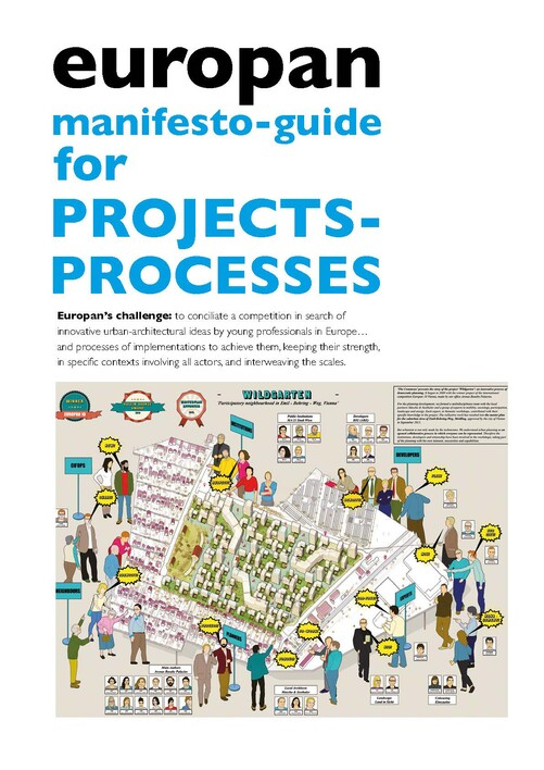 Europan Manifesto-Guide for Projects Processes