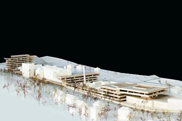 Europan europe exchanges - Cuac arquitectura ...