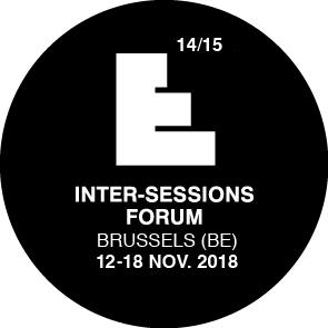 E14/E15 Inter-Sessions Forum